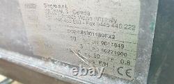 10KVA 3 PHASE AND 240 VOLT GENERATOR V TWIN 16hp