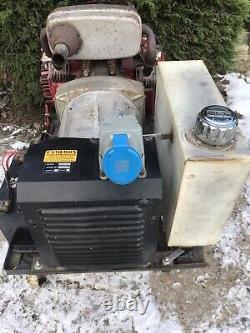 10kva Petrol Generator Twin 18 HP Electric Start