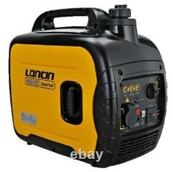 110V Portable Suitcase Inverter Petrol Generator Super Silent 2KVA For Site Tool