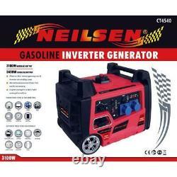 3.1KW Petrol Generator (Genuine Neilsen CT4540)