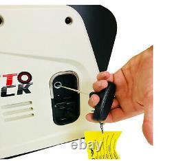 Autojack Quiet Portable Suitcase Inverter Petrol Generator 4 Stroke 1100W 240V