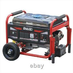 Blackline Power 6600E Series 3.4kva 8HP Petrol Generator Electric Starter