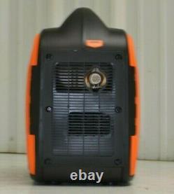 Champ Mfg Silent Gas-Powered Portable Inverter Generator, 2000 2200 2300 watt