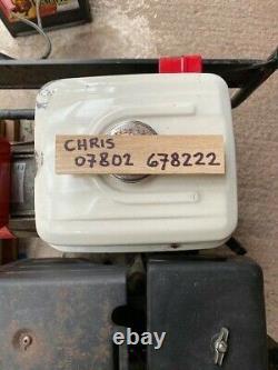 Clarke Generator 4.2kva 115/240v