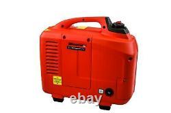 Digital Petrol Generator Silent Suitcase 2.2kva Electric Start Remote Start 1