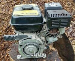 Evolution Evo-System petrol engine 6.5Hp for generator, jet wash etc, free post