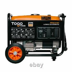 For Emergency Backup 3000/3600-watt Gasoline Powered Portable Electric Generator