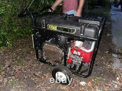 Generac 17500 Watt Portable Generator Electric Start
