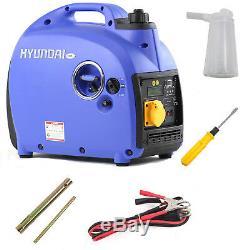 Generator Petrol Inverter Portable Suitcase Silent 1kw 3.2kw HYUNDAI / P1