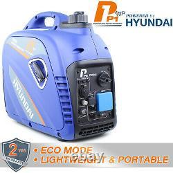 Generator Petrol Inverter Suitcase 2200w 2.2kw 2.8kVa Portable Silent