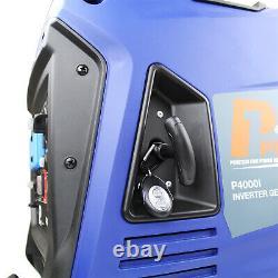 Generator Petrol Inverter Suitcase 3.8kW 3800w 4.8kVa Electric Start KEY FOB