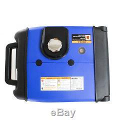 Generator Petrol Portable Suitcase Inverter REMOTE START 3.2kw 4kVa 3200w Silent