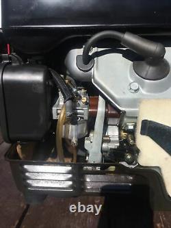 HONDA EX650 Portable 4 Stroke Petrol Generator AC 240V/DC12V