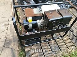 HONDA GX390 7kva Petrol Generator 110/ 240v ELECTRIC START