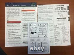 Harrington Welder Generator 200A DC Welding Unit with 110v/240v outlets