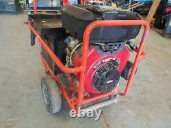 Haverhill Welder Generator 110V/230V 4KVA 180amp Briggs 16hp Vanguard V twin