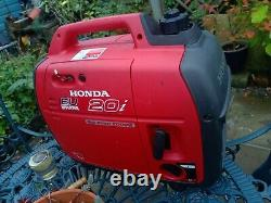 Honda EU20i 2000W Portable Inverter Generator