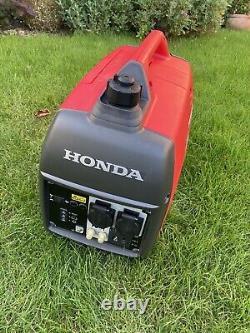 Honda EU22i 2200W Portable'Suitcase' Silent Inverter Petrol Generator