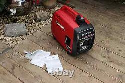 Honda EU22i Inverter Generator. Tested, unused! Bargain