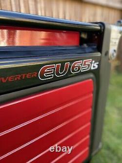 Honda EU65 Generator EU65is Inverter Petrol EU6500is Like EU70 EU70is