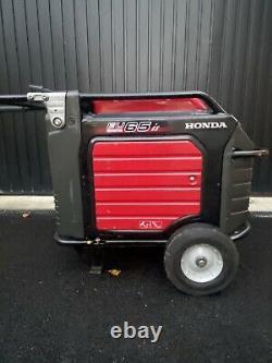 Honda EU65is Inverter Generator Petrol