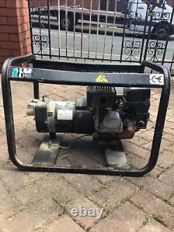Honda GX160 Portable Petrol Generator 5.5