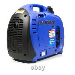 Hyundai 1000W Portable Petrol Inverter Generator HY1000Si Generator GRADED