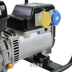 Hyundai 8kw 16hp Petrol Generator Portable 4 Stroke Engine HY10000