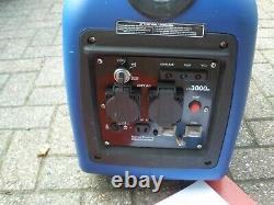 Hyundai Generator HY3000 sei very good condition, little use