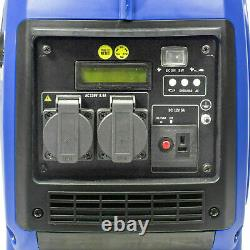 Hyundai HY2000SI Generator Petrol Inverter Portable Quiet 2kw 2.4kVA 2020 Model