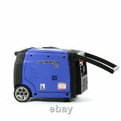 Hyundai HY3200SEI 3200W Portable Inverter Generator New unit Overstock sale