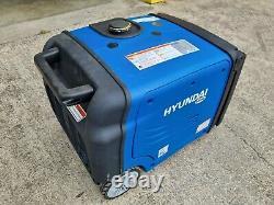 Hyundai HY3200SEI 3200W Portable electric start generator