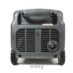 Hyundai HY3200SEi 3200W Portable Inverter Generator 3.2KW Leisure GRADED