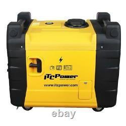ITC GG40Ei Petrol Generator Electric Start 4000w 3 year warranty
