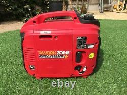 Inverter Generator Workzone Titanium Sg2000