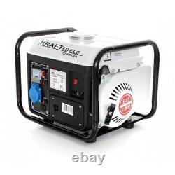 KD109B Kraft&Dele Portable Petrol Power Generator 2,0HP 1200W 12V / 230V