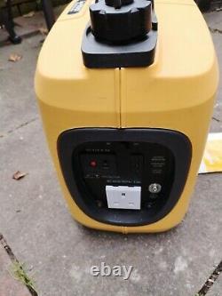 Kipor Digital Generator Sinemaster Kge 1000ti Iso 9001 Certification