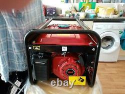 Munich Tools MT8500W silent generator