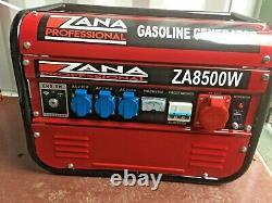 New Petrol Generator 6KVA