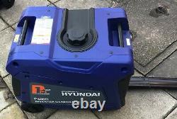 P1PE P4000I 400w Remote Key Electric Start Petrol Inverter Generator. Bargain