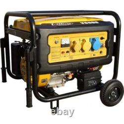 Petrol Generator 6000W Silent 4-Stroke 230V Petrol Generator