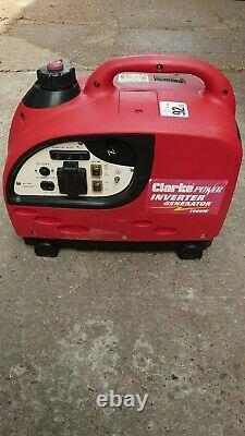 Petrol generator inverter