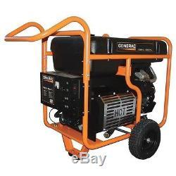 Portable Gas Generator 16 Gallon 26,250 Watts 990cc Electric Start