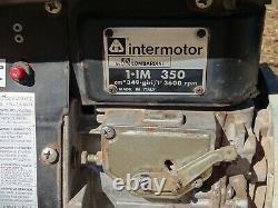 Portable Generator 3.5 KVA 110v 220v Lombardini 350cc and Mecc Alte Alternator