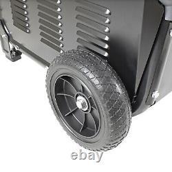Portable Petrol Generator Inverter Suitcase 7500w 14HP 230v 115v HYUNDAI