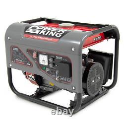 PowerKing Petrol Generator 1100w 3HP 230v Portable 4 Stroke