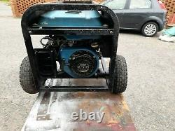 Power Craft petrol generator used