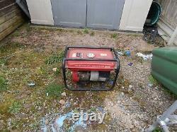 Power Generator spares or repair Petrol long run tank