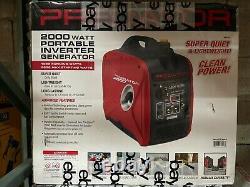 Predator 2000 Watt Inverter Generator FREE SHIP TO PUERTO RICO Brand New