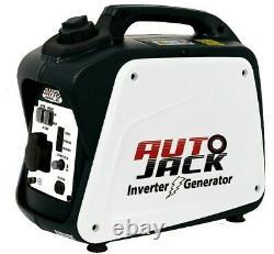 Quiet Portable Suitcase Inverter Petrol Generator 4 Stroke 2.6HP 800W 12V 240V